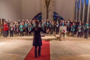 Gemeinsames Konzert in Salzburg-Gneis mit Viva la Musica Salzburg, 2018
